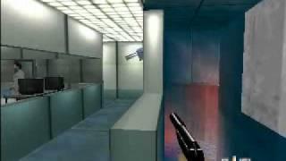 New GoldenEye 007 Mission - Grid (00 Agent)