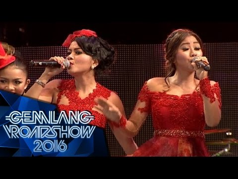Via Vallen, Vicky Shu, 2 Racun Youbi Sister Feat Ghea - Gemilang Roadshow Banyumas (27/2)
