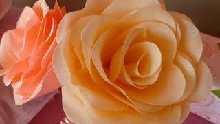 Cara Membuat Bunga Mawar Dari Kertas Dengan Mudah - IniCaraku