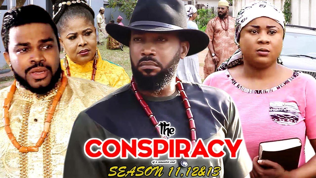 Download THE CONSPIRACY SEASON 11,12&13 (Trending New Movie)Fredrick Leonard & Uju Okoli 2021 Nigerian Movie