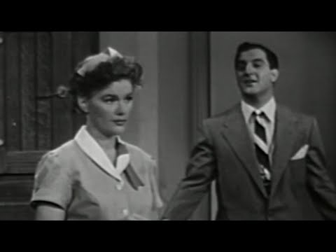 Make Room for Daddy, Season 1, Episode 3, 'Second Honeymoon' 1953