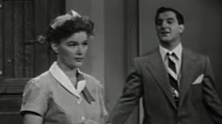 Make Room for Daddy, Season 1, Episode 3, 'Second Honeymoon' (1953)