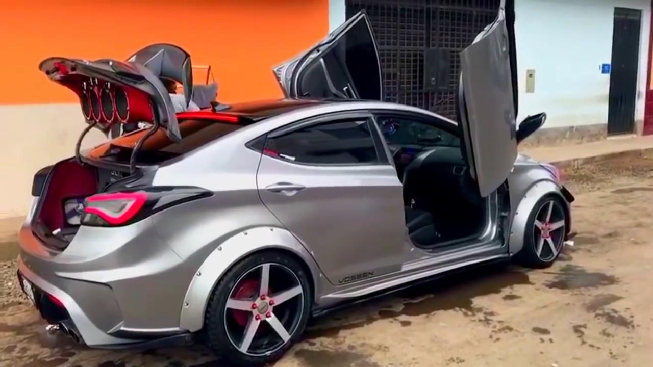 Detailing Amp Tuning Hyundai Elantra Turbo Youtube