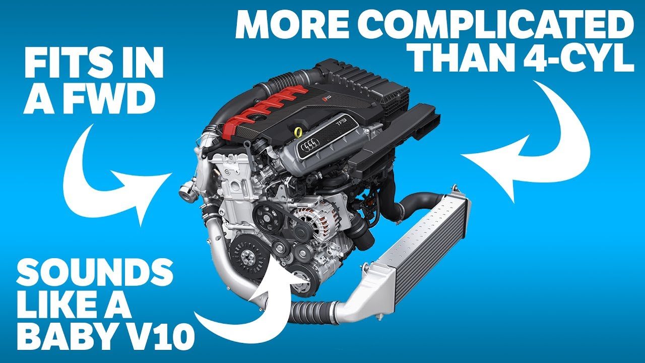the pros cons of inline five cylinder engines [ 1280 x 720 Pixel ]