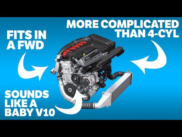 The Pros & Cons Of Inline-Five Cylinder Engines