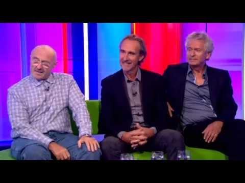 Genesis BBC The One Show 2014