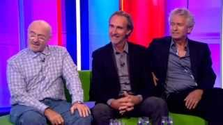 Genesis BBC The One Show 2014