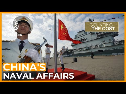 South China Sea: Beijing extends its military and economic reach | Counting the Cost