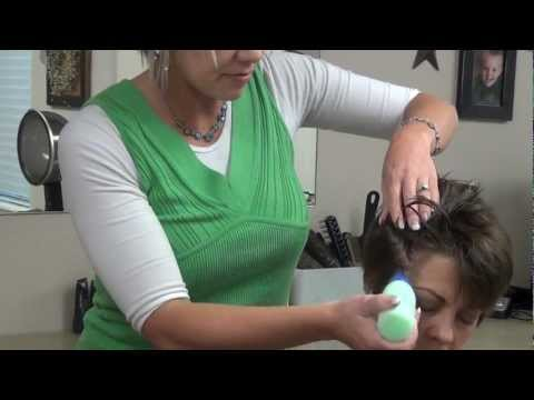 How to do a Scalp Treatment | Dry Hair Treatment Hairstyles