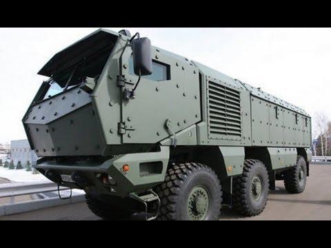 Русский «Тайфун». Триумф отечественной бронетехники