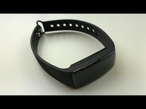 Fitness Tracker die günstige Alternative zur Smartwatch? (Tracker von Riversong) - Dr. UnboxKing