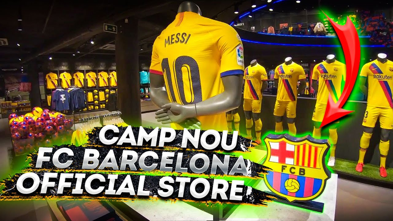 15+ Fc Barcelona Official Store