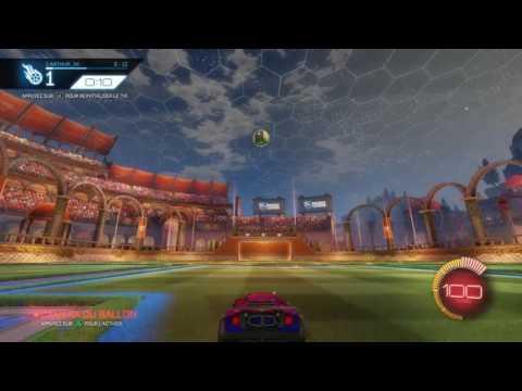 Arthur_x8 Training pack #1 / Solo freestyle goals (code in desc)