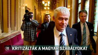 Kritizálta a magyar szabályokat az Európa Tanács korrupcióellenes szervezete 19-08-01