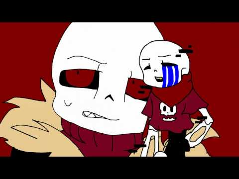 Baka //MEME// //Undertale x OC//