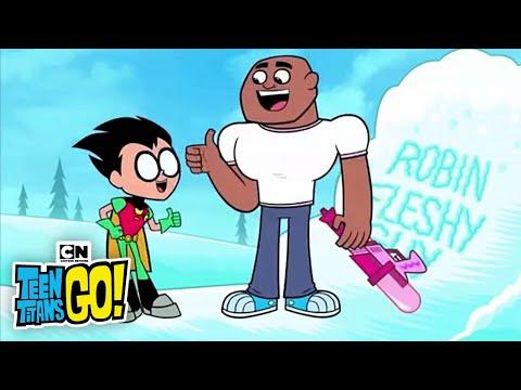 Real Boy Song I Teen Titans Go! I Cartoon Network