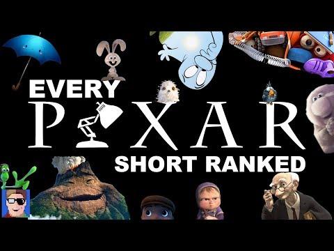 EVERY PIXAR SHORT RANKED!