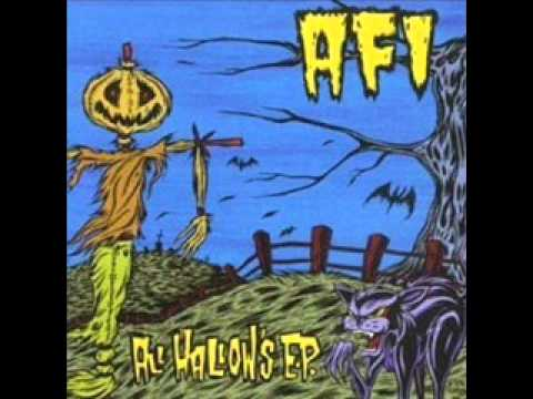 Клип AFI - Halloween