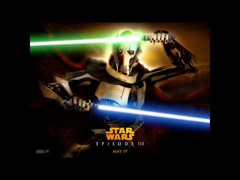 General Grievous Sound Effects - Star Wars Sound Effects