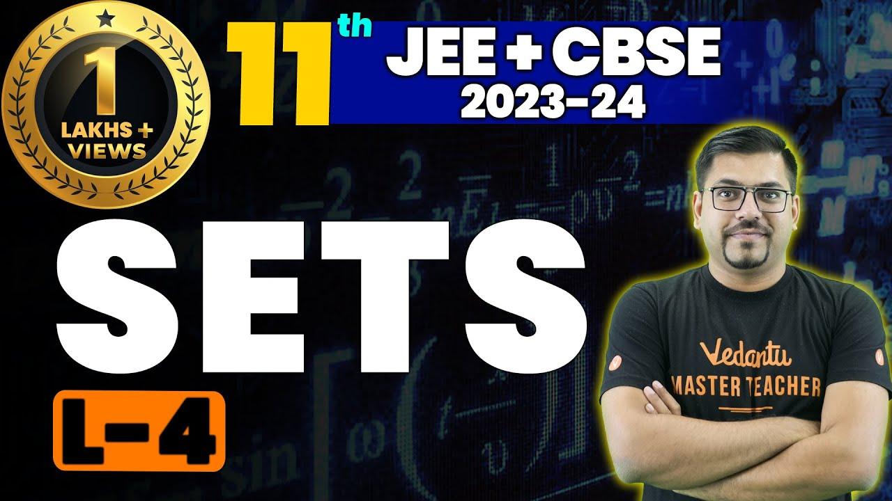 Download Sets L-4 | Class 11 Maths | JEE+CBSE | Harsh Priyam Sir | Umang-XI | Vedantu Math