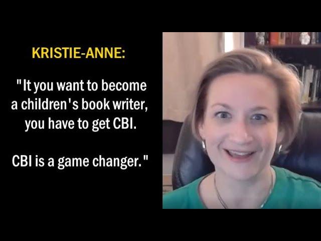 Kristie Anne: CBI Helped Me Find My Voice
