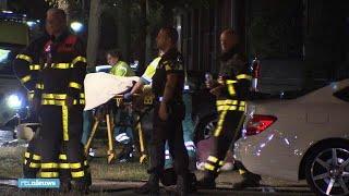 Vrouw omgekomen door brand in schuur Etten-Leur - RTL NIEUWS