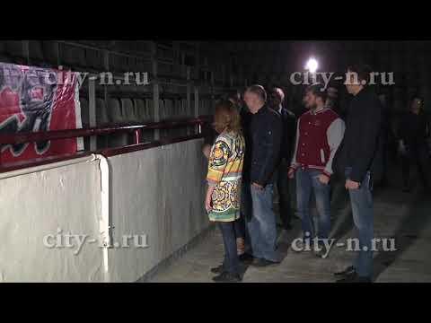 Заместитель губернатора за реконструкцию новокузнецкого дворца спорта