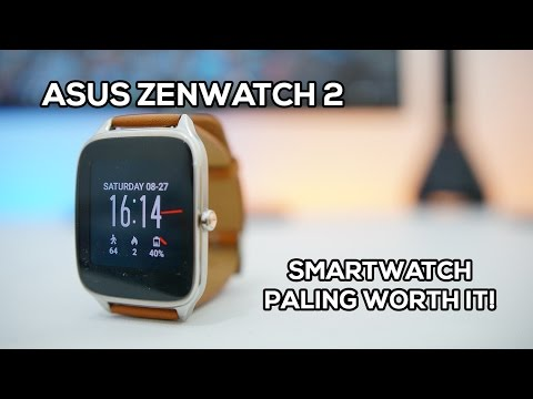 "ASUS Zenwatch 2 Indonesia Review - Android Wear ""Murah"" Terbaik!"