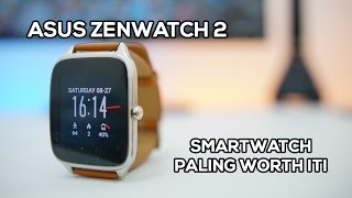 ASUS Zenwatch 2 Indonesia Review - Android Wear