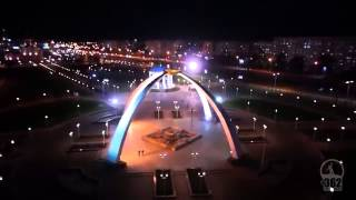 Мой город на белом холме Актобе