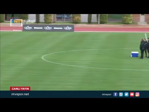 NTV ekibi Beşiktaş'ın Antalya kampındaki antrenmanından son gelişmeleri aktarıyor  (CANLI)