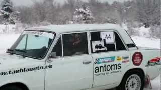 ►ВАЗ 2101 «Жигули» Тюнинг Копейки Ваз 2101 VAZ 2101 - winter drift 2012