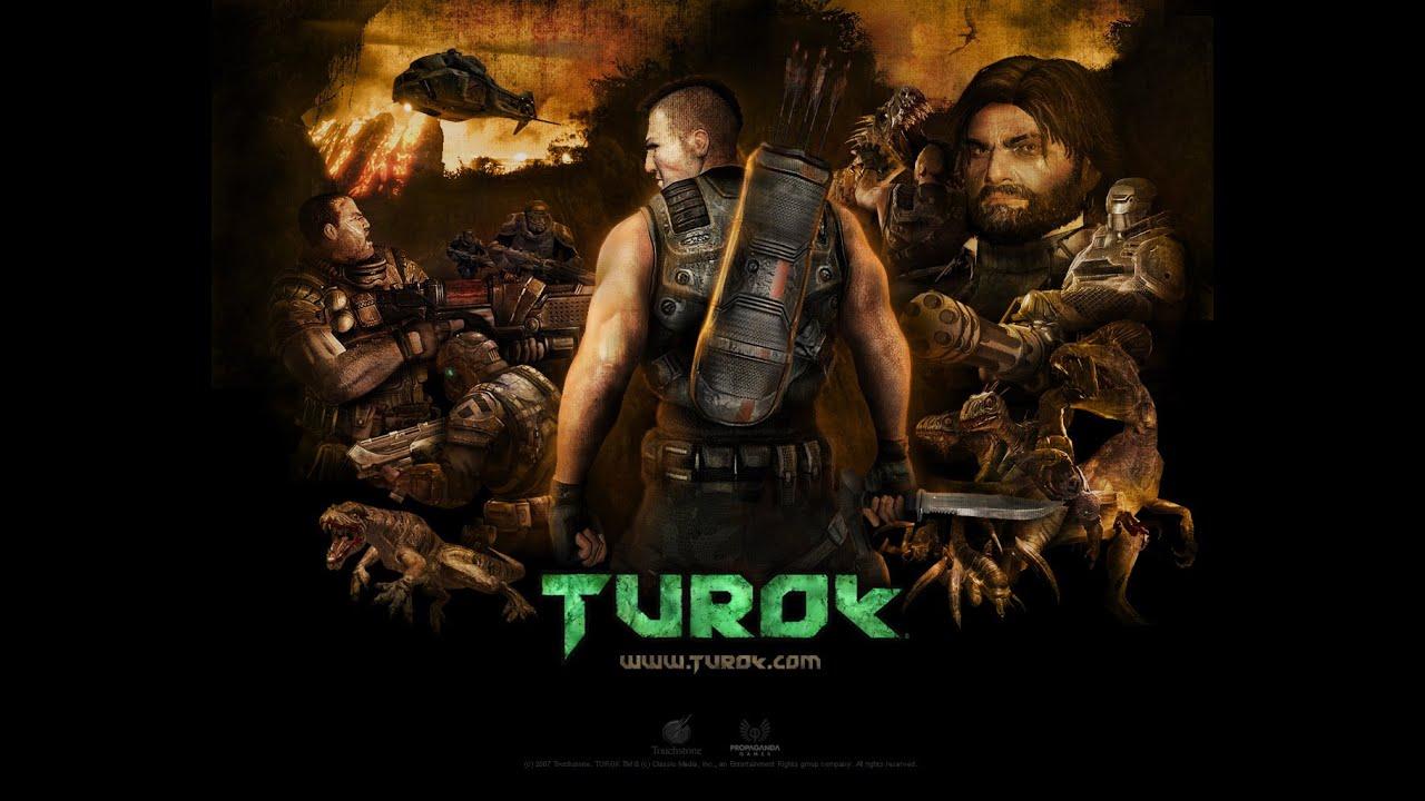 TUROK (Kompletní film CZ dabing) 2008 720p