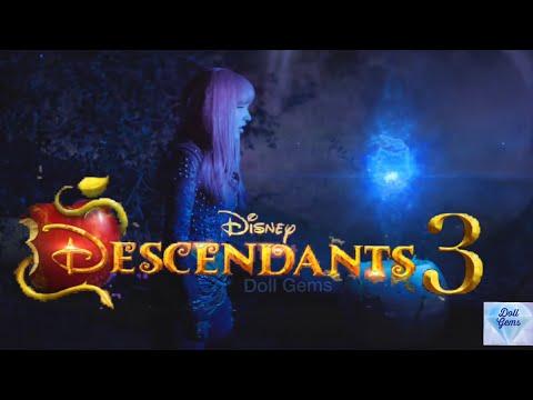 Disney Descendants 3 Trailer And Info�💜💚teaser