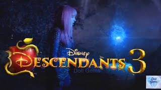 Disney Descendants 3 Trailer And Info🍎💜💚teaser