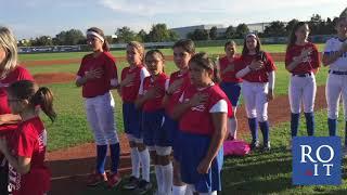Rovigo: Inaugurazione dell'impianto di Baseball e Softball