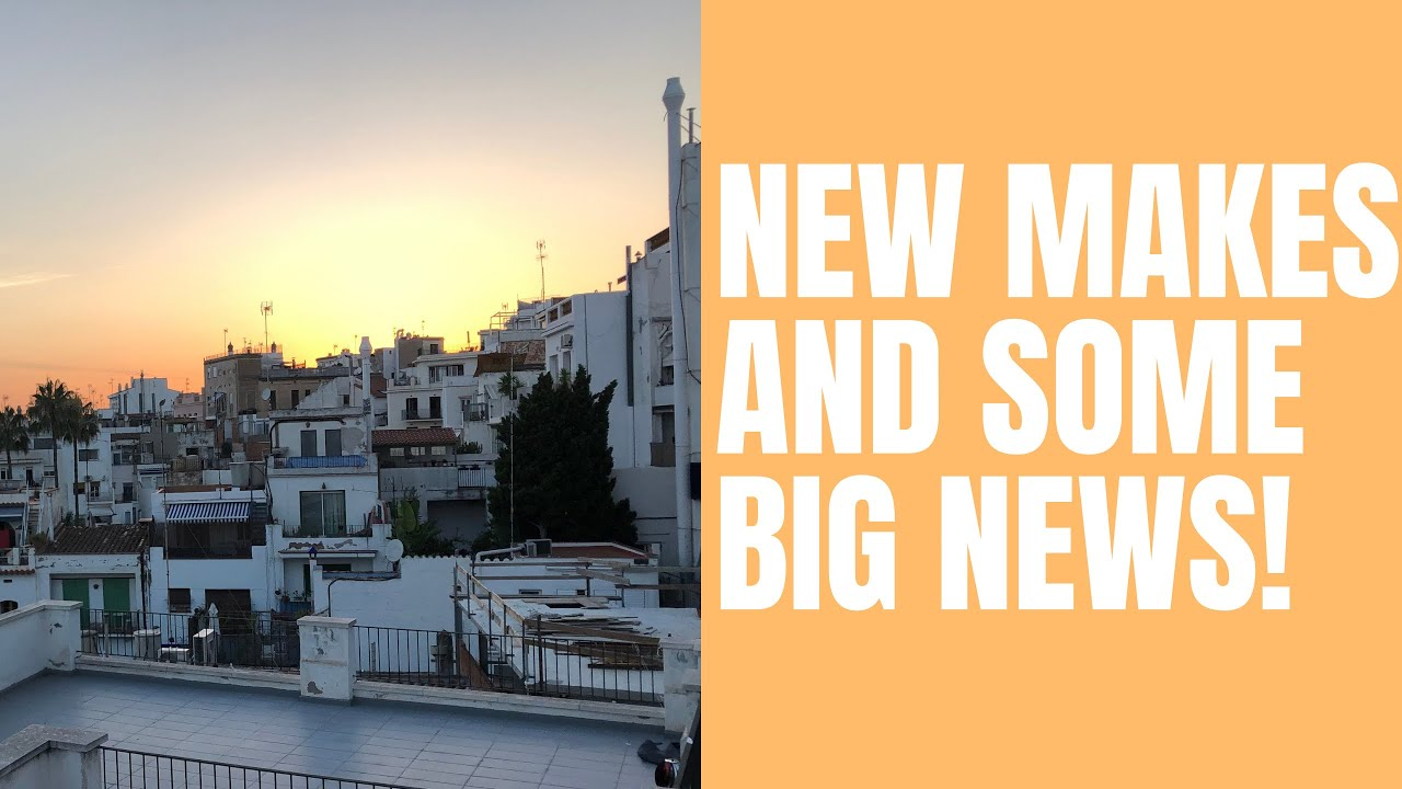 New Makes and Some Big News!