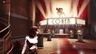[60fps] Bioshock Infinite Burial at Sea DLC gameplay HD