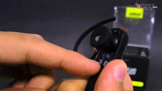 Jabra® EASYGO Bluetooth Headset Review in HD