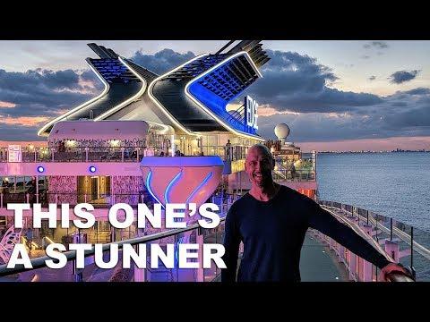 Celebrity Edge Cruise Ship Full Tour