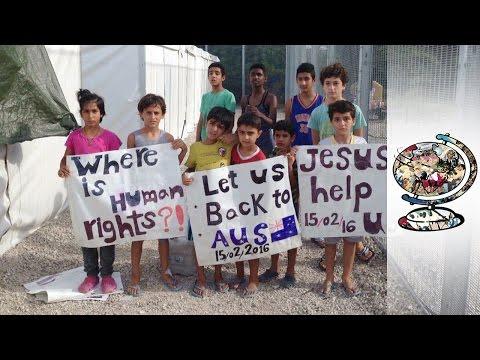 The Children Of Nauru Detention Centre Speak Out