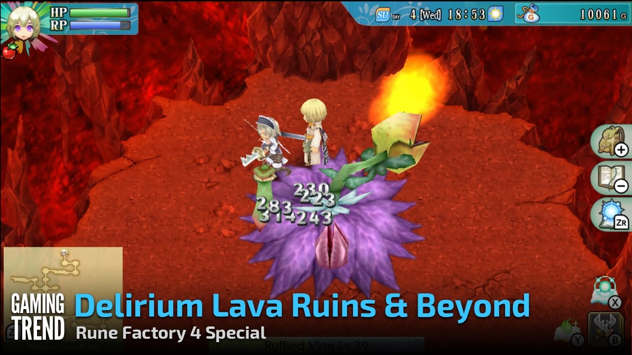 Who Says You Can T Go Home Again Rune Factory 4 Special Review Gaming Trend