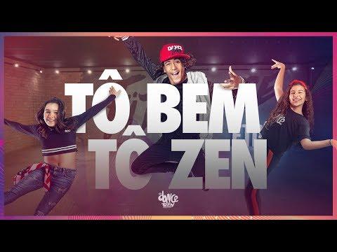 Tô Bem Tô Zen - Melody feat Bella Angel  FitDance Teen Coreografía Dance