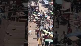 Sadar Bazar Ka E.riksha Ka Jam Qutab Road Chowk
