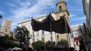 procesion xxxiii peregrinacin nacional hh y cc de la vera cruz banda e montero cadiz 25 09 16