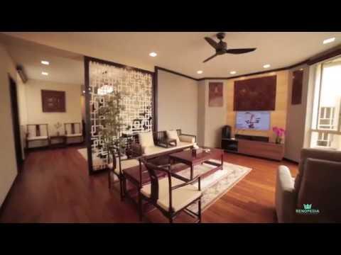 Interior Design Singapore | Oriental home (Made Artisan)
