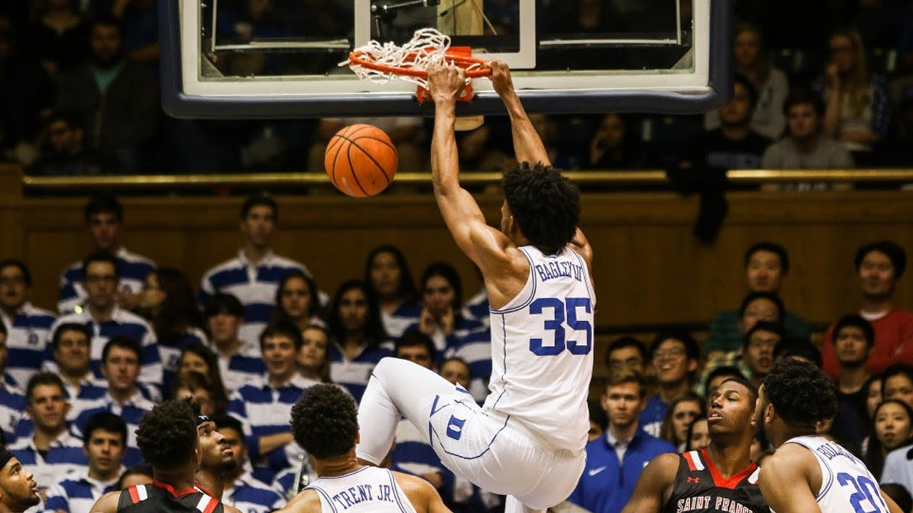 Beyond the arc: Duke men's basketball's bench and defense lead to ...