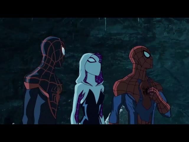 Ultimate Spider Man vs  Los Seis Siniestros Retorno a la Araña - Verso Parte 4  (5/6)