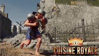 "[18+] Шон играет в ""русский PUBG"" Cuisine Royale (PC, 2018)"
