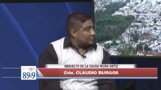 Video: El Comisario Burgos recuperó su libertad